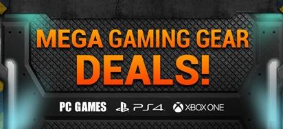 Mega Gaming Gear deals for October!