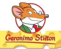 Geronimo Stilton Boxed Set of Graphic Novels #10-12: Geronimo Stilton Saves the Olympics/We'll Always Have Paris/The First Samurai by Geronimo Stilton