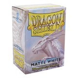 Dragon Shield Matte White Card Sleeves