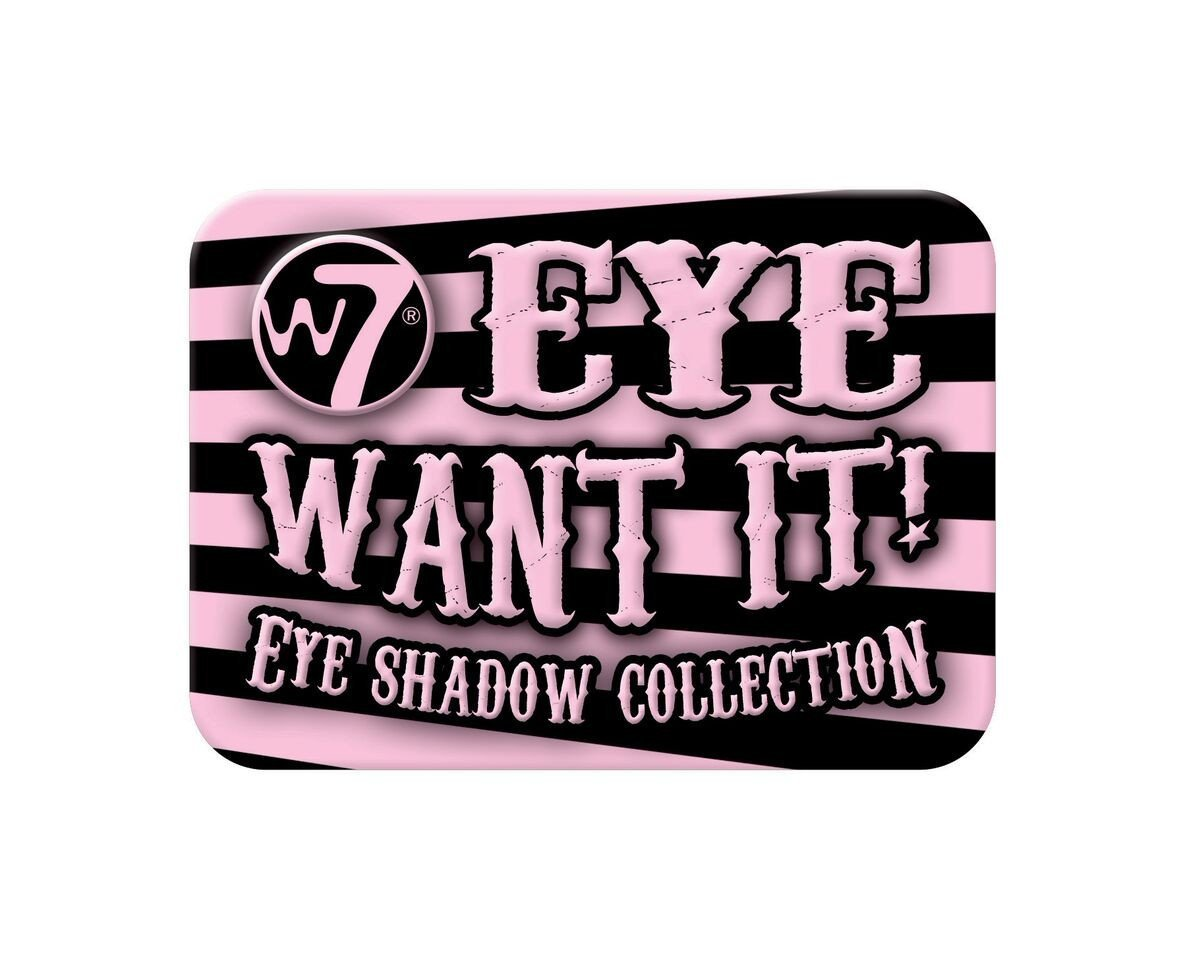 W7 Eye Want It Eye Shadow Collection Compact image