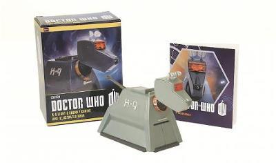 Doctor Who: K-9 Light-and-Sound Figurine and Illustrated Book image