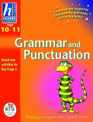 Age 10-11 Grammar and Punctuation by Rhona Whiteford