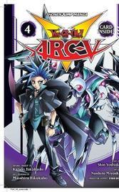 Yu-Gi-Oh! Arc-V, Vol. 4 by Shin Yoshida