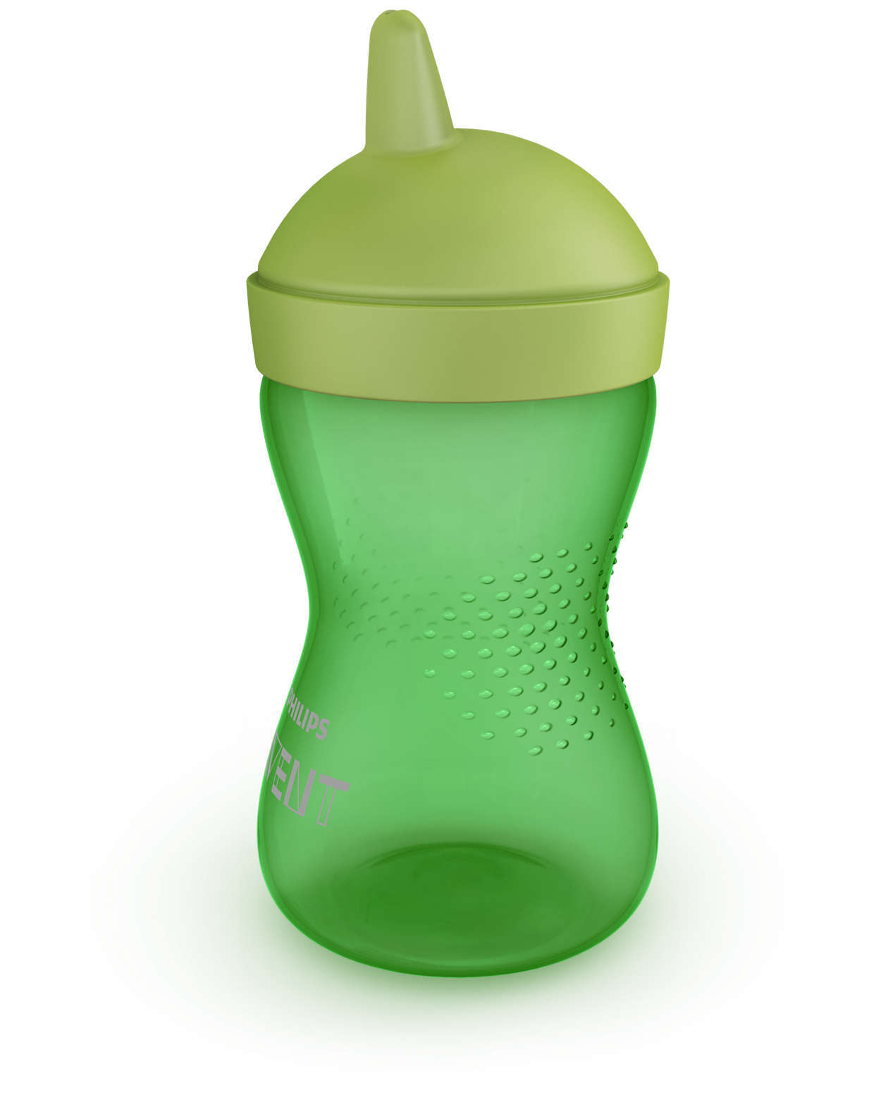 Avent Grippy Cup Hard - 300ml (Green) image