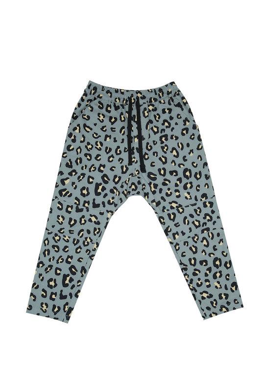 Zuttion Kids: Leopard Popo Pants - 8