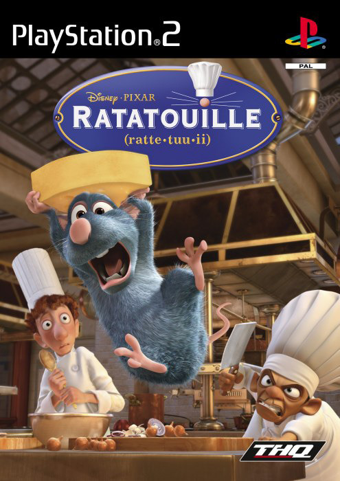 Ratatouille (Platinum) for PlayStation 2