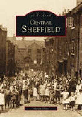 Central Sheffield by Martin Olive