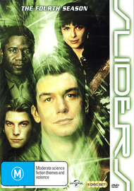 Sliders - Season 4 on DVD