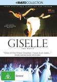 Giselle: The Movie DVD