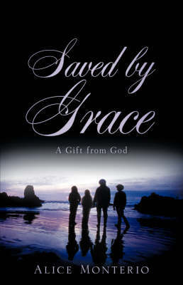 Saved by Grace by Alice Monterio image