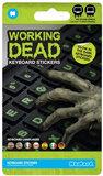 Working Dead - Keyboard Stickers