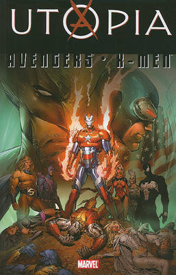 Avengers X-men: Utopia