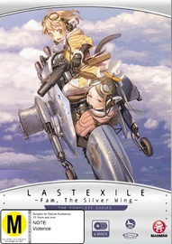 Last Exile: Fam, The Silver Wing (Complete Series) on DVD