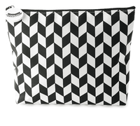 Miss Etoile: Fabric Pouch - Zig Zag