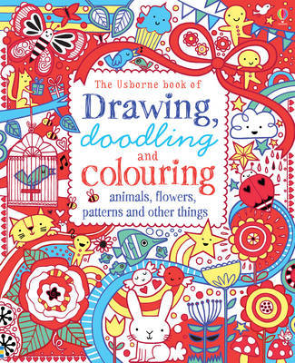 Drawing, Doodling & Colouring by Various ~