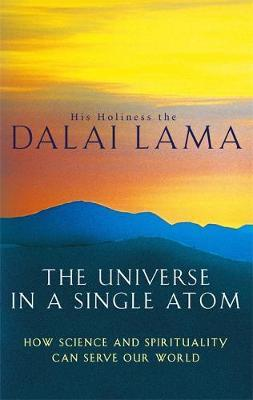 The Universe In A Single Atom by His Holiness Tenzin Gyatso The Dalai Lama image