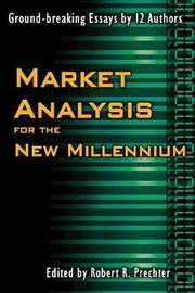 Market Analysis for the New Millennium image