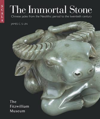 The Immortal Stone by James C.S. Lin