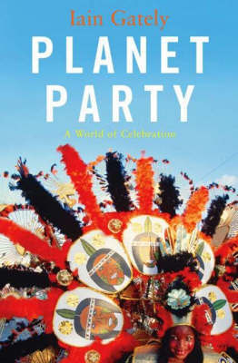 Planet Party by Iain Gately
