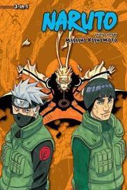 Naruto (3-in-1 Edition), Vol. 21 by Masashi Kishimoto