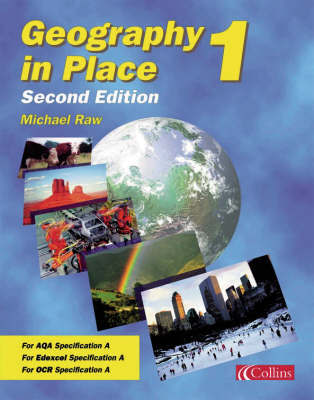 Geography in Place by Michael Raw image