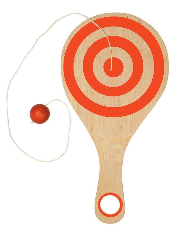 Toysmith: Bounce Back - Paddle Ball