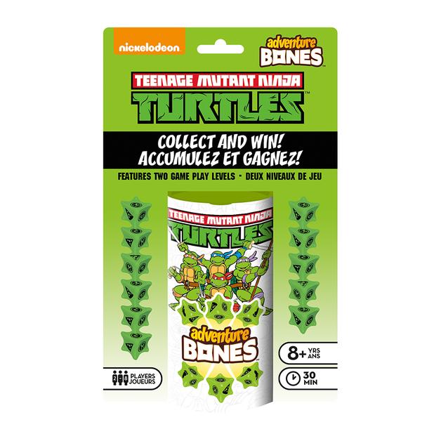 Teenage Mutant Ninja Turtles Adventure Bones Game