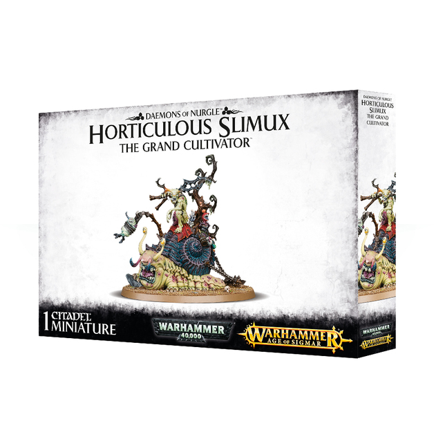 Warhammer Horticulous Slimux