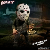 """Friday the 13th: Jason Voorhees - 6"""" Roto Action Figure"""