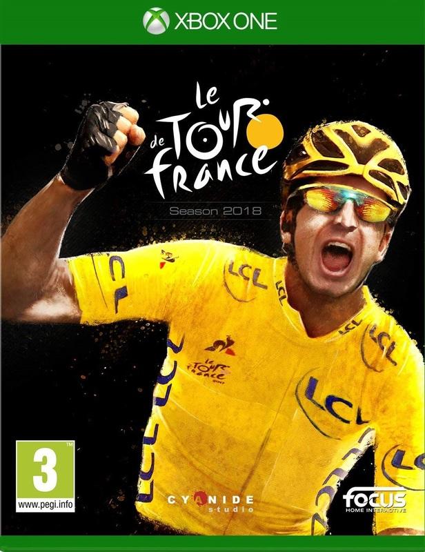 Tour de France 2018 for Xbox One