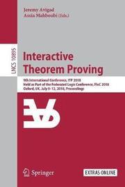 Interactive Theorem Proving image