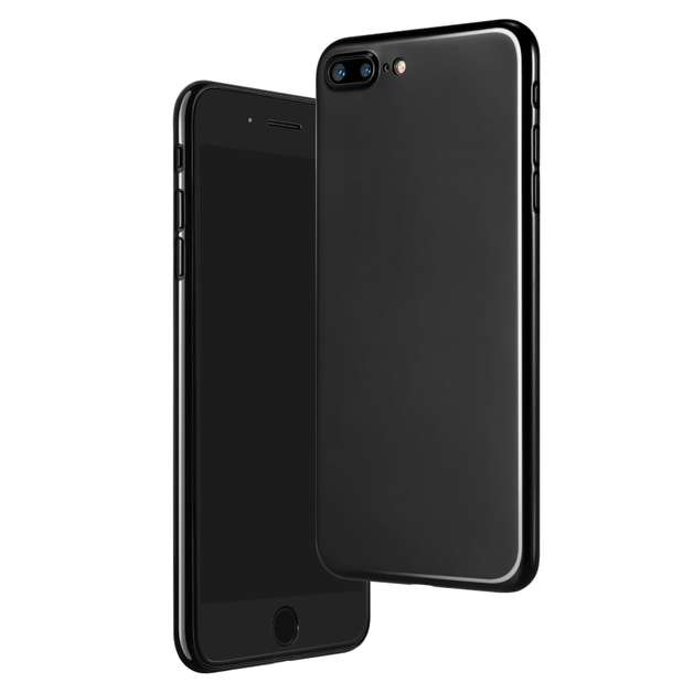 Kase Go Original iPhone 7 Plus Slim Case - Ebony
