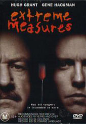 Extreme Measures on DVD