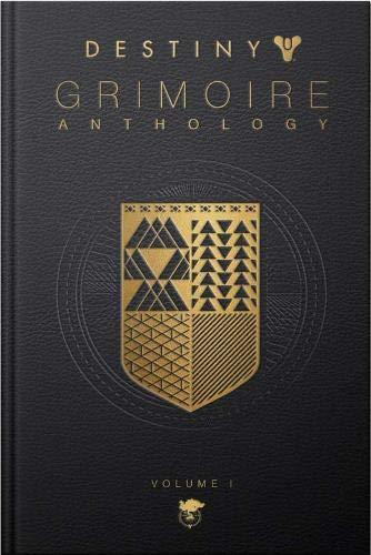 Destiny: Grimoire Anthology - Dark Mirror (Volume 1) by Bungie