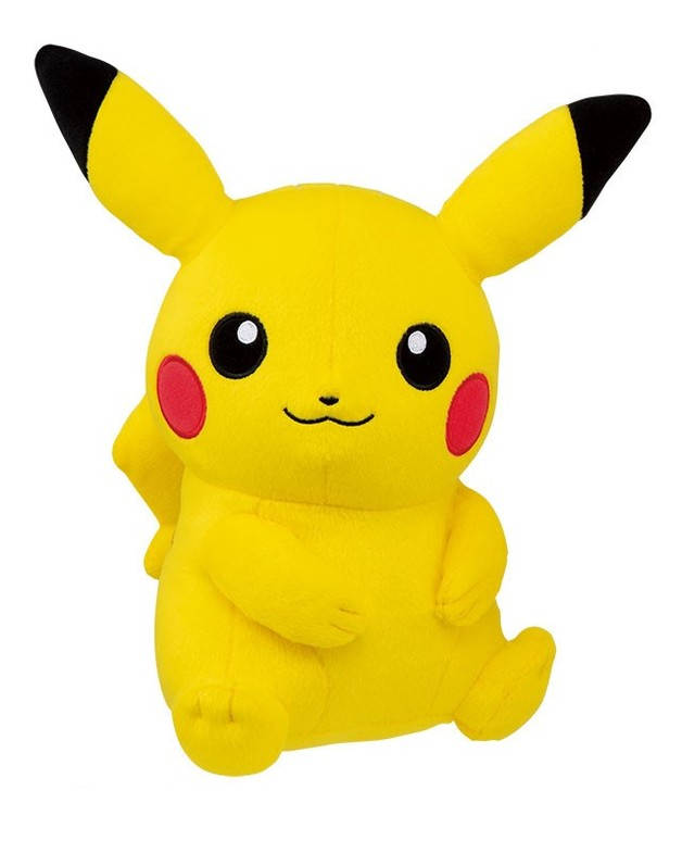 Pokemon: Pikachu Large Plush