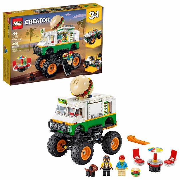 LEGO Creator: Monster Burger Truck - (31104)