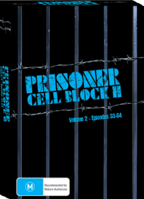 Prisoner Cell Block H: Vol. 2 (8 Disc Set) on DVD