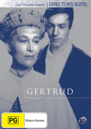 Gertrud on DVD image