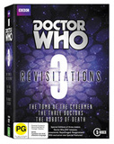 Doctor Who - Revisitations 3 Box Set DVD