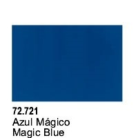 Vallejo Game Air Magic Blue Acrylic Paint (17ml)