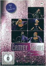 Britney Spears - Onyx Hotel on DVD