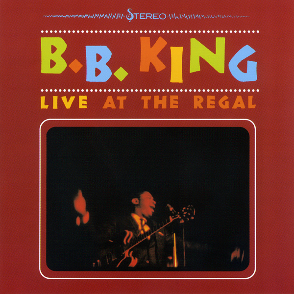 Live at the Regal (LP) by BB King