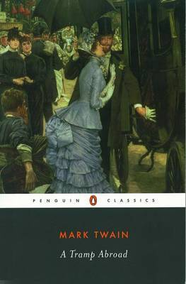 A Tramp Abroad by Mark Twain ) image