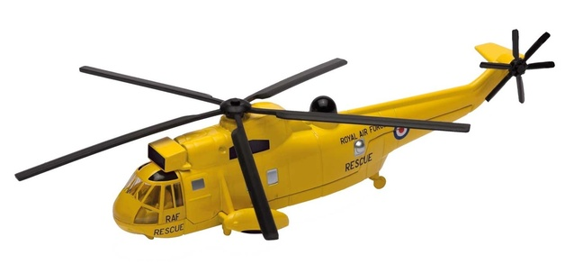 Corgi: Showcase Westland Sea King Search & Rescue - Diecast Model