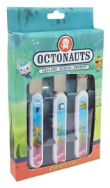 Octonauts - 3pc Cutlery Set