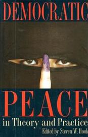 Democratic Peace in Theory and Practice image