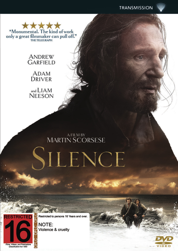 Silence on DVD