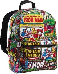 Marvel Favourites - Multi-colour Unisex Backpack