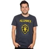World of Warcraft Alliance Crest Version 3 Premium Tee (Large)