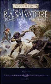Forgotten Realms: Promise of the Witch-King (Sellswords #2) by R.A. Salvatore